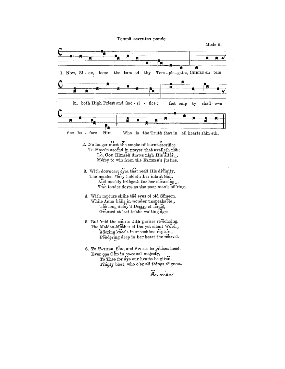 Plainchant