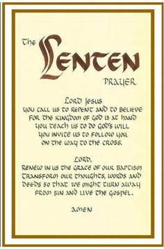 lenten-prayer