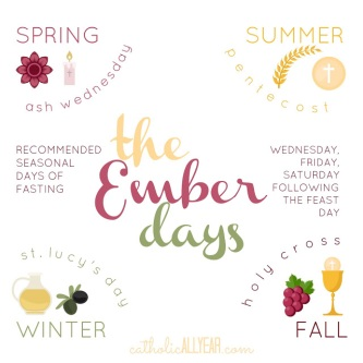 The Ember Days